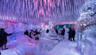 کافه رستوران یخی دبی