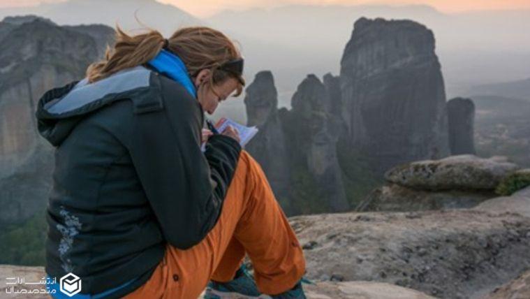 چطور از ماجراجویی  سفرهایمان یک سفرنامه بنویسیم ؟