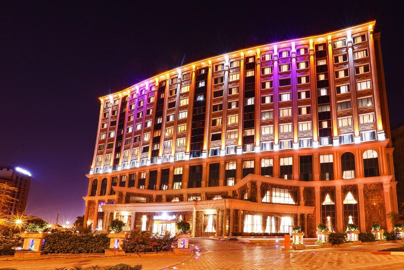 هتل های 5 ستاره کیش