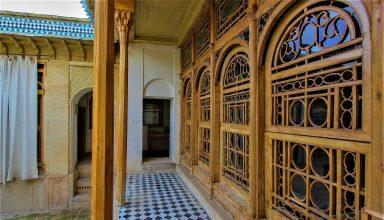 موزه خانه فروغ الملک