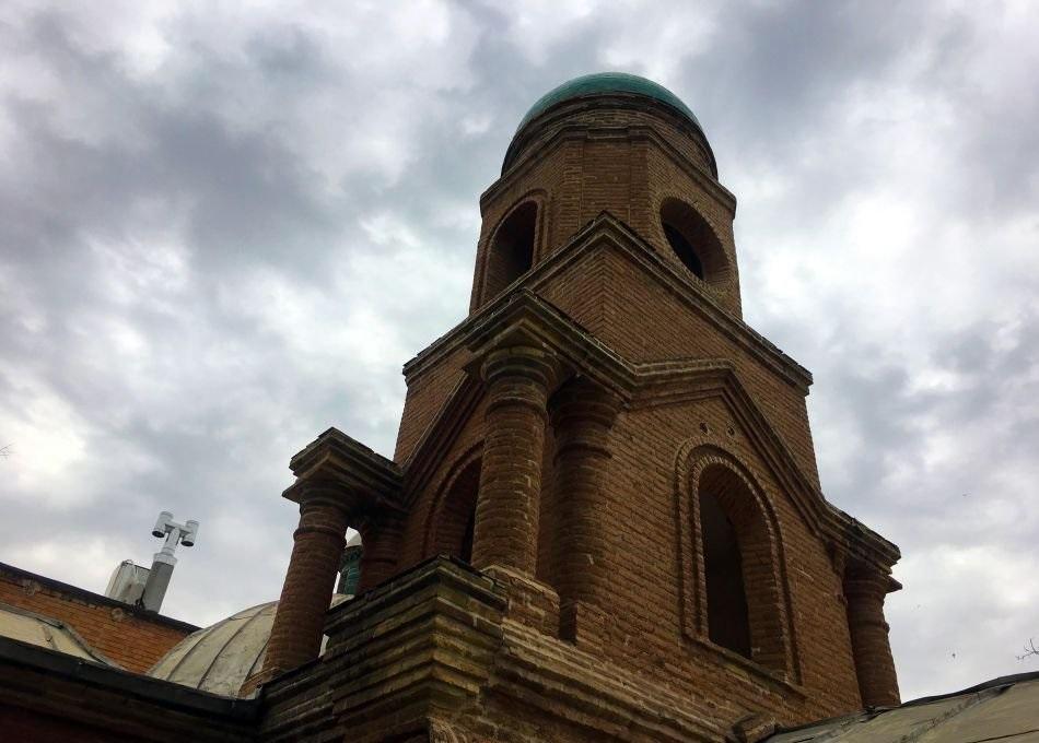کلیسای کانتور قزوین - عکس از: Bahareh Fallah
